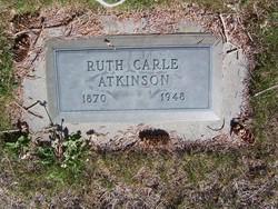 Ruth <i>Carle</i> Atkinson