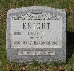 Oscar Harris Knight