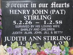 Henry John Stirling