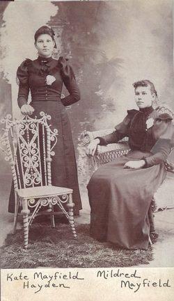 Mildred Omega <i>Mayfield</i> Starkey Adams
