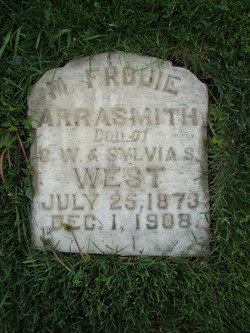 Mary Frouie <i>West</i> Arrasmith