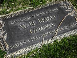 William Martin Gambrel