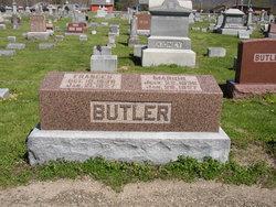 Francis Ann <i>Webb</i> Butler
