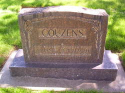 Minnie <i>Lawrence</i> Couzens