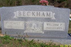 Margaret J Beckham
