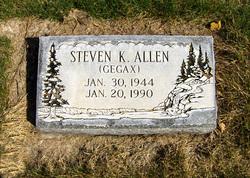 Steven K. Allen