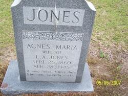 Agnes Marie Jones