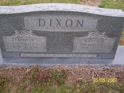 Emmie R <i>Jones</i> Dixon