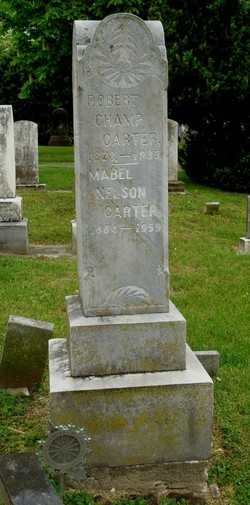Robert <i>Champ</i> Carter