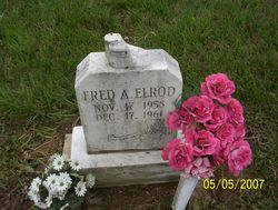 Fred A. Elrod