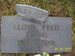 Lloyd Fred Elrod
