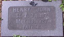 Henry John Hecht