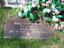 Paul Lloyd Bieri