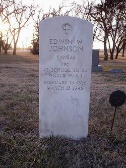 Edwin Waldeman Johnson