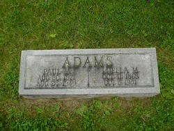 Luella M. <i>Carpenter</i> Adams