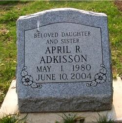 April Rheanna Adkisson