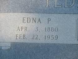 Edna Pearl <i>Webb</i> Teddlie