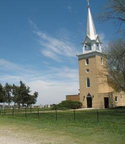 Ada Lutheran Cemetery