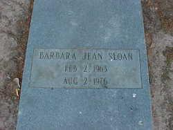 Barbara Jean Sloan