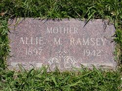 Allie Myrtle <i>Carpenter</i> Ramsey
