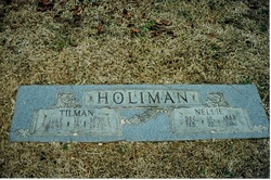 Nellie <i>Williams</i> Holiman