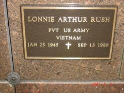 Lonnie Arthur Rush