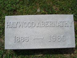 Haywood Abernathy