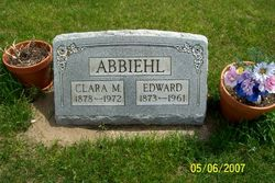 Clara Malinda <i>Loucks</i> Abbiehl
