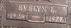 Evelyn June <i>Larson</i> Cook