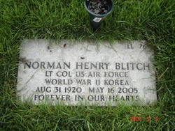 Norman Henry Blitch, III