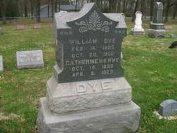 Catherine <i>Phillips</i> Dye