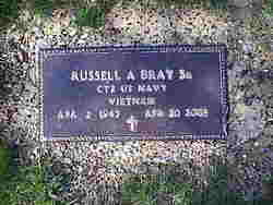 Russell A Bray, Sr