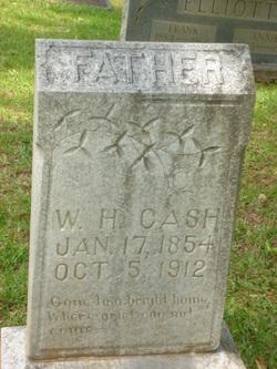 W. H. Cash