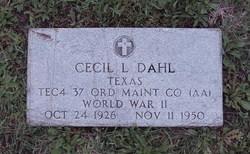 Cecil L. Dahl
