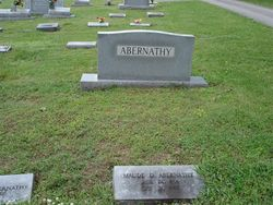 Raymond Grady Abernathy