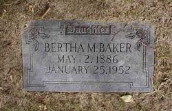Bertha Mataldia Baker