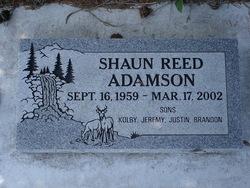 Shaun Reed Adamson