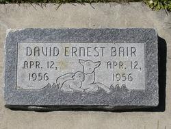 David Ernest Bair