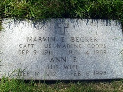 Ann Elizabeth <i>Carlisle</i> Becker