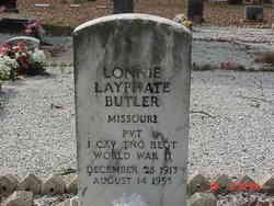 Lonnie Layphate Butler