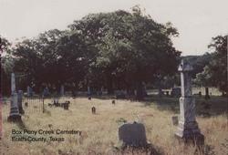 Pony Creek Cemetery