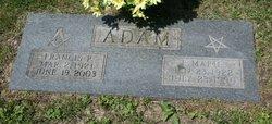 E Marie <i>Motsinger</i> Adam