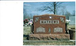 Marjorie Jane <i>Lee</i> Mathews
