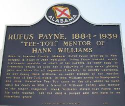 Rufus Tee-tot Payne