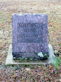 Blueford Clifton Sturch