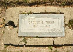 Grover Edwin Thrap