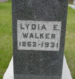 Lydia E <i>Walker</i> Addy