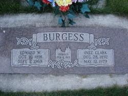 Edward W. Burgess