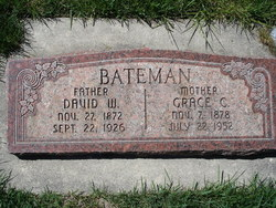 Angelia Grace <i>Clark</i> Bateman