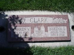 Warren Vance Clark